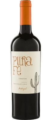 Pura Fe Carmenère, Maipo Valley, Chili, Rode Wijn