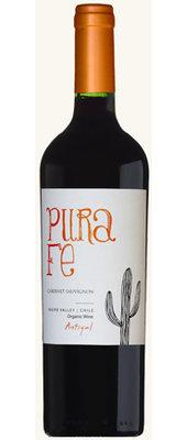 Pura Fe Cabernet Sauvignon, 2015, Maipo Valley, Chili, Rode wijn