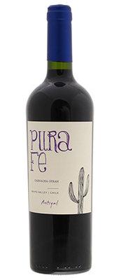 Pura Fe Garnacha-Syrah, 2016, Maipo Valley, Chili, Rode wijn