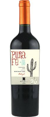Pura Fe Cielo Claro Carmenère 20th Anniversary, 2015, Maipo Valley, Chili, Rode wijn