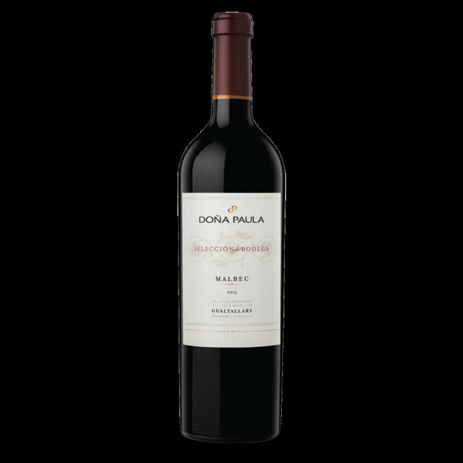 Dona Paula, Seleccion de Bodega Malbec, 2016 Mendoza, Argentinië, Rode wijn
