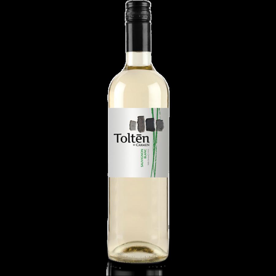 Carmen, Tolten, Sauvignon Blanc, 2021, Central Vally, Chili, Witte wijn