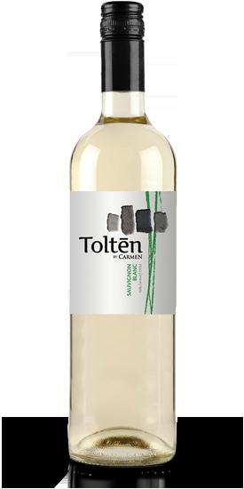 Carmen Tolten, Sauvignon Blanc, 2018, Central Vally, Chili, Witte wijn