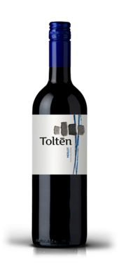 Tolten, Merlot, 2018, Central Valley, Chili, Rode wijn