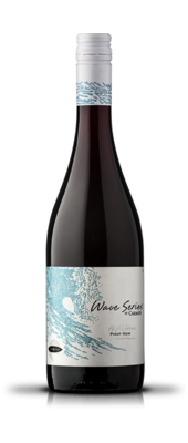 Wave Series, Pinot Noir, 2017, Leyda Valley, Chili, Rode wijn