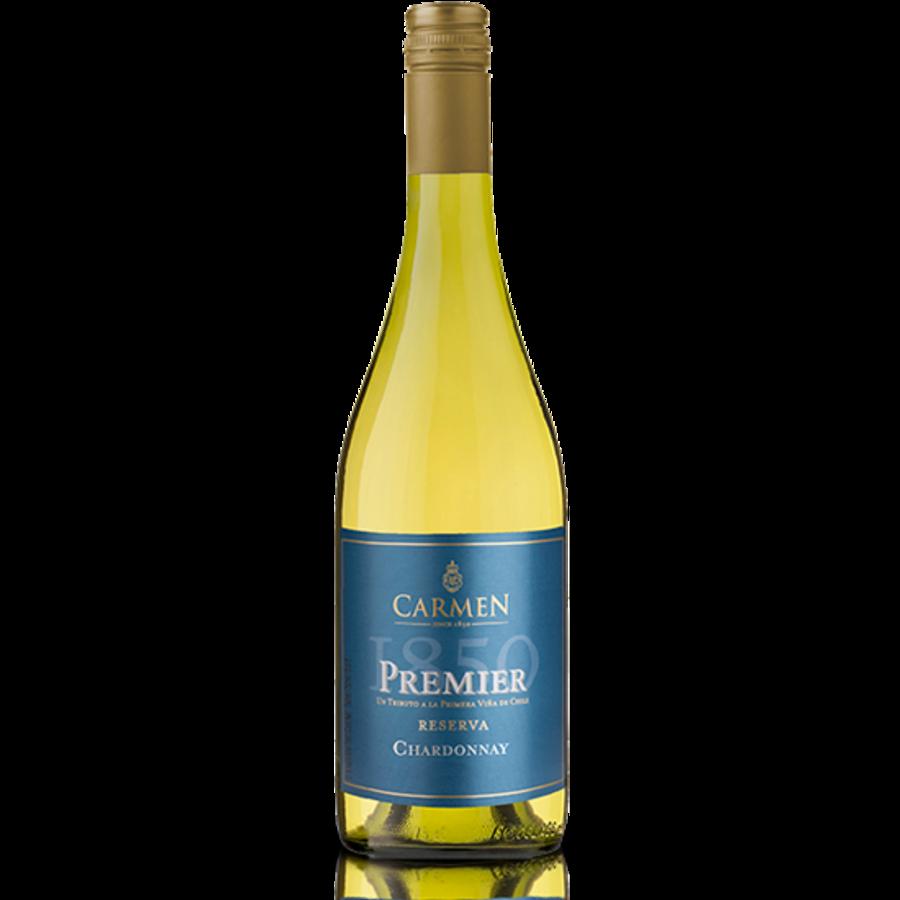 Carmen, Premier 1850 Chardonnay, 2021, Chili, Witte wijn