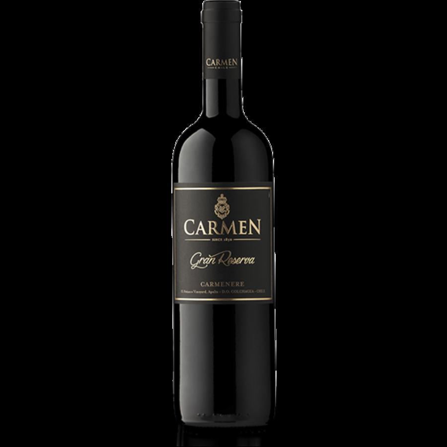 Carmen, Gran Reserva Carmenère, 2017, Colchagua, Chili, Rode wijn