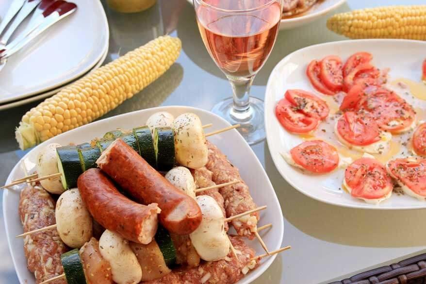 Beste wijnen voor bij je volgende barbecue