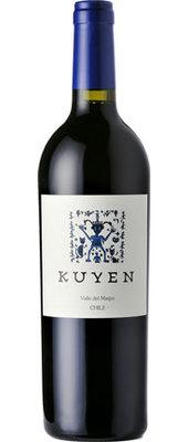Kuyen 'By Antiyal', 2014, Maipo Valley, Chili, Rode wijn
