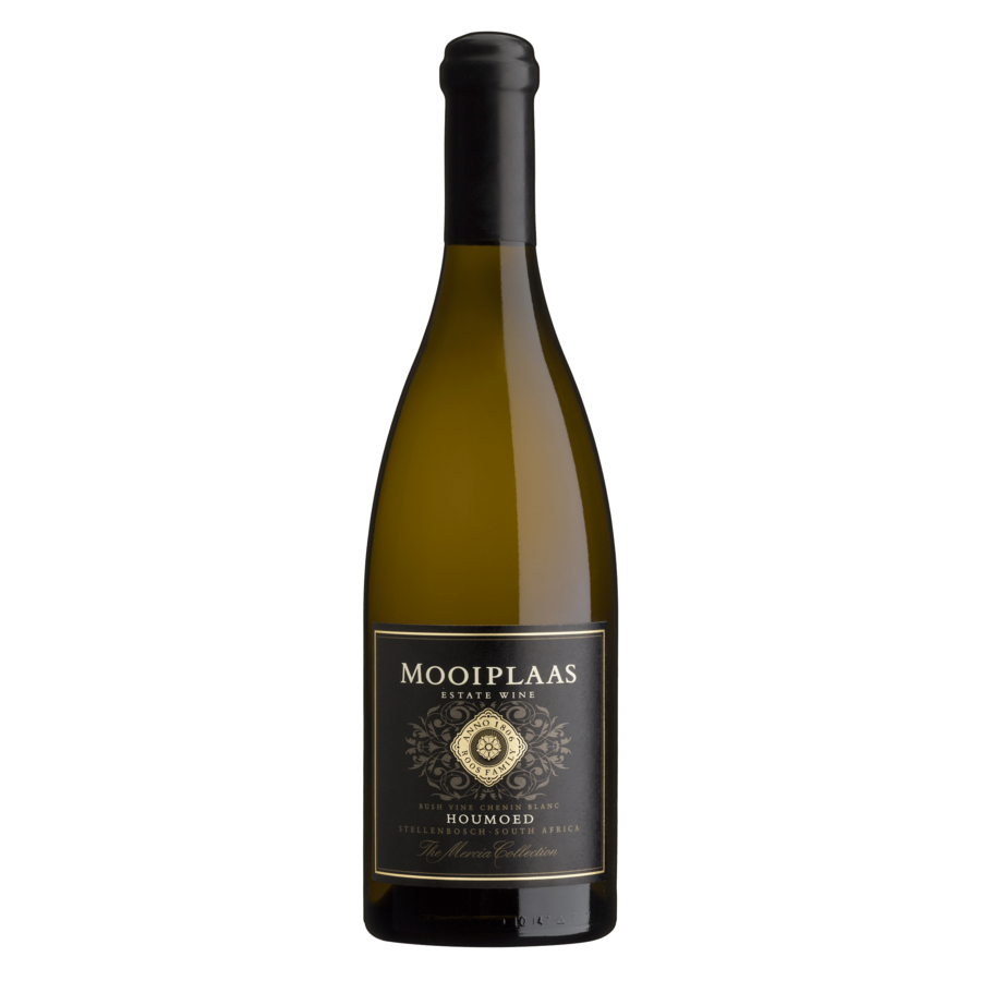 Mooiplaas Wine Estate,  Houmoed Chenin Blanc 2018, Stellenbosch, Zuid-Afrika, Witte Wijn