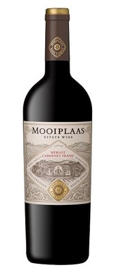 Merlot-Cabernet Franc, 2015, Stellenbosch, Zuid-Afrika, Rode Wijn