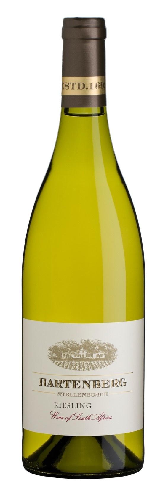 Hartenberg Riesling, 2017, Stellenbosch, Zuid-Afrika, Witte wijn