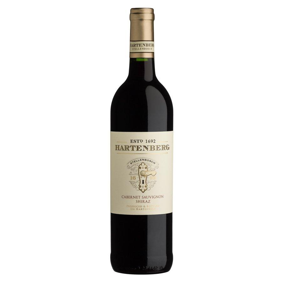 Hartenberg Wine Estate, Cabernet Sauvignon-Shiraz, 2017, Stellenbosch, Zuid-Afrika, Rode wijn