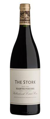 The Stork, Shiraz, 2015, Stellenbosch, Zuid-Afrika, Rode wijn