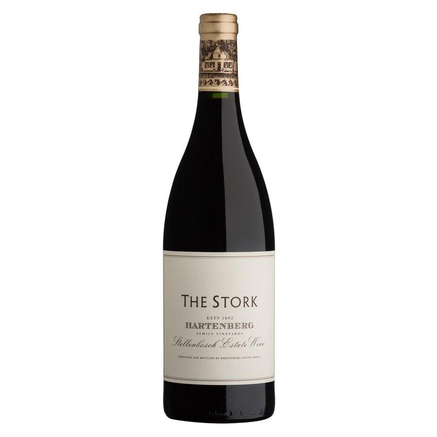 Hartenberg Wine Estate, The Stork, Shiraz, 2015, Stellenbosch, Zuid-Afrika, Rode wijn