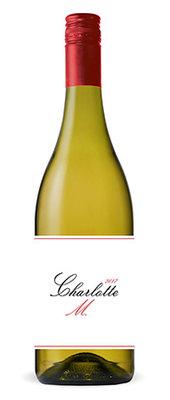 Charlotte M. Sauvignon Blanc, 2018, Western Cape, Zuid-Afrika, Witte wijn