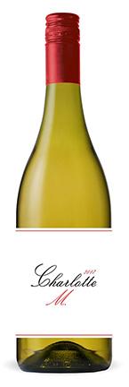 Charlotte M. Charlotte M. Sauvignon Blanc, 2018, Western Cape, Zuid-Afrika, Witte wijn