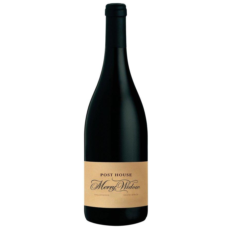 Post House Vineyards, Merry Widow Shiraz, 2018, Stellenbosch, Zuid-Afrika, Rode wijn
