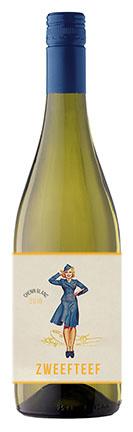 Zweefteef Chenin Blanc, 2019, Western Cape, Zuid-Afrika, Witte wijn
