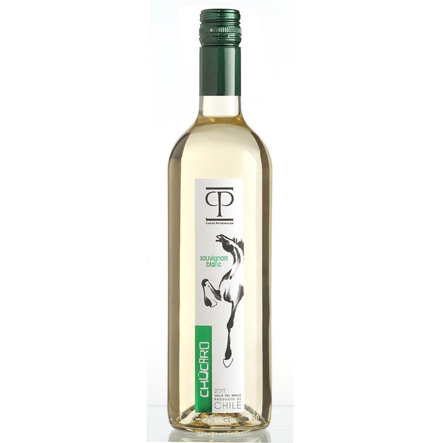 Casas Patronales, Chucaro Sauvignon Blanc, 2020, Maule Valley, Chili, Witte wijn