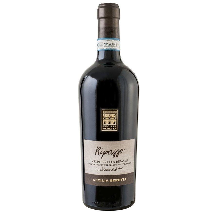 Familiglia Pasqua, Cecilia Beretta, Valpolicella Ripasso,  2018,  Veneto,  Italië, Rode Wijn