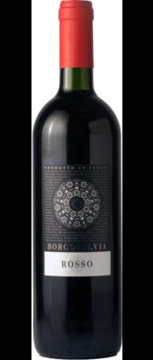Rosso, 2018, Montale, Italië, Rode wijn