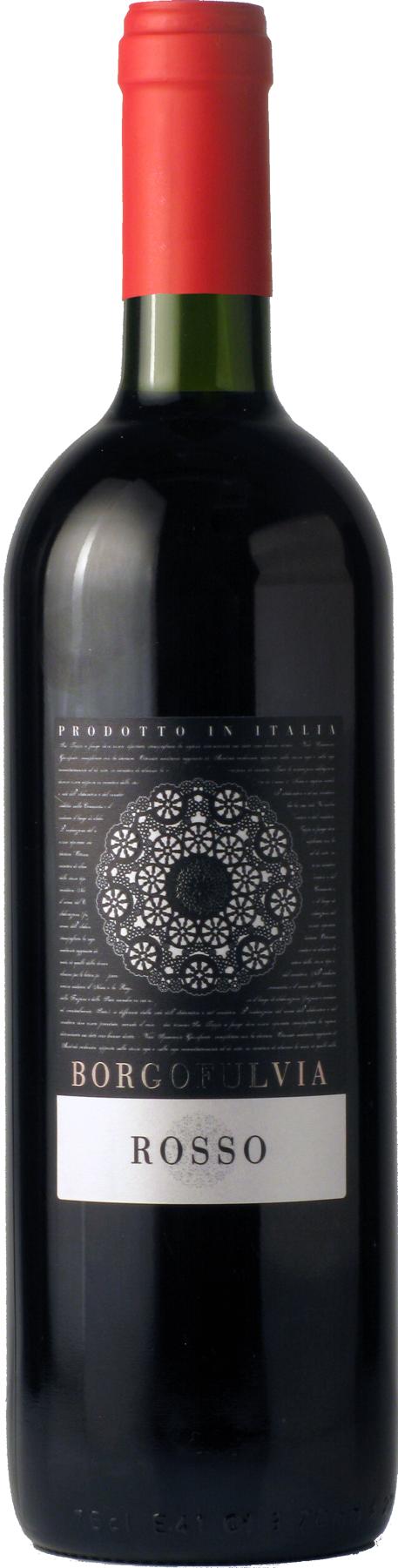 Borgofulvia Rosso, 2018, Montale, Itali�, Rode wijn