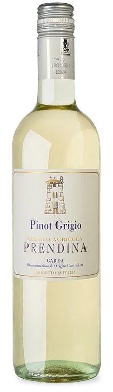 Prendina Pinot Grigio, 2019, Veneto, Italië, Witte wijn
