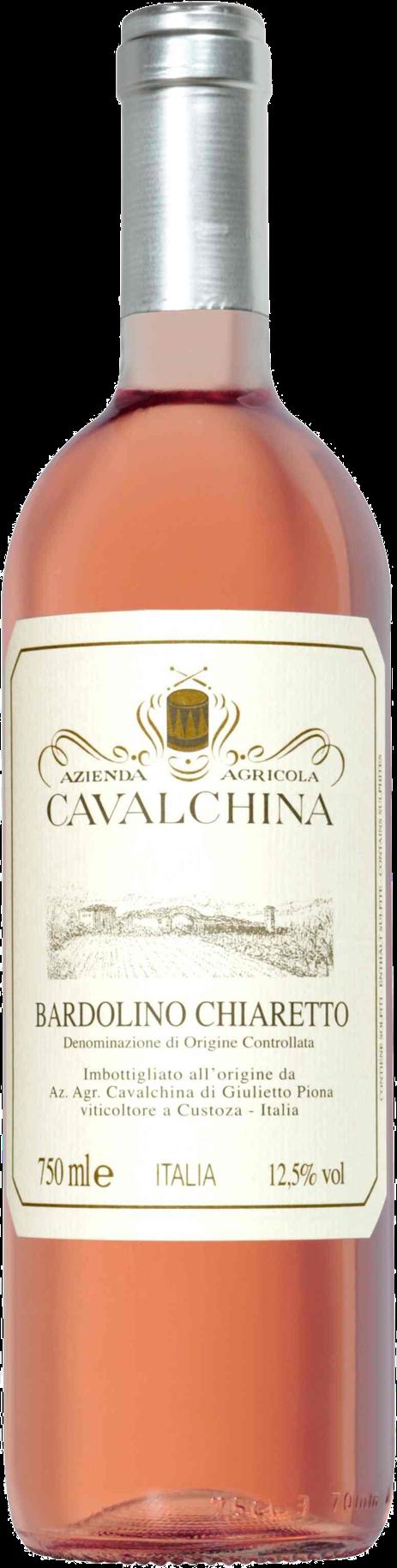 Cavalchina Bardolino Chiaretto, 2019, Veneto, Italië, Roséwijn