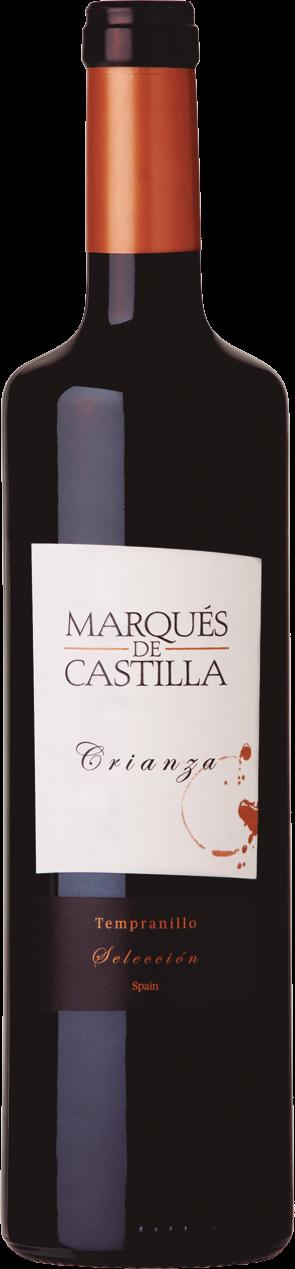 Marques de Castilla Crianza Tempranillo , 2015, La Mancha, Spanje