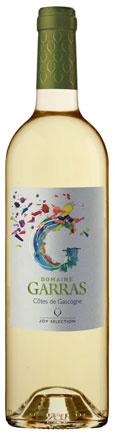 Domaine Garras 'IGP Côtes de Gascogne' Blanc, 2019, Côtes de Gascogne, Frankrijk, Witte wijn