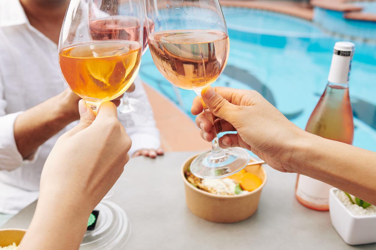 Wijnen perfect voor een hete zomer