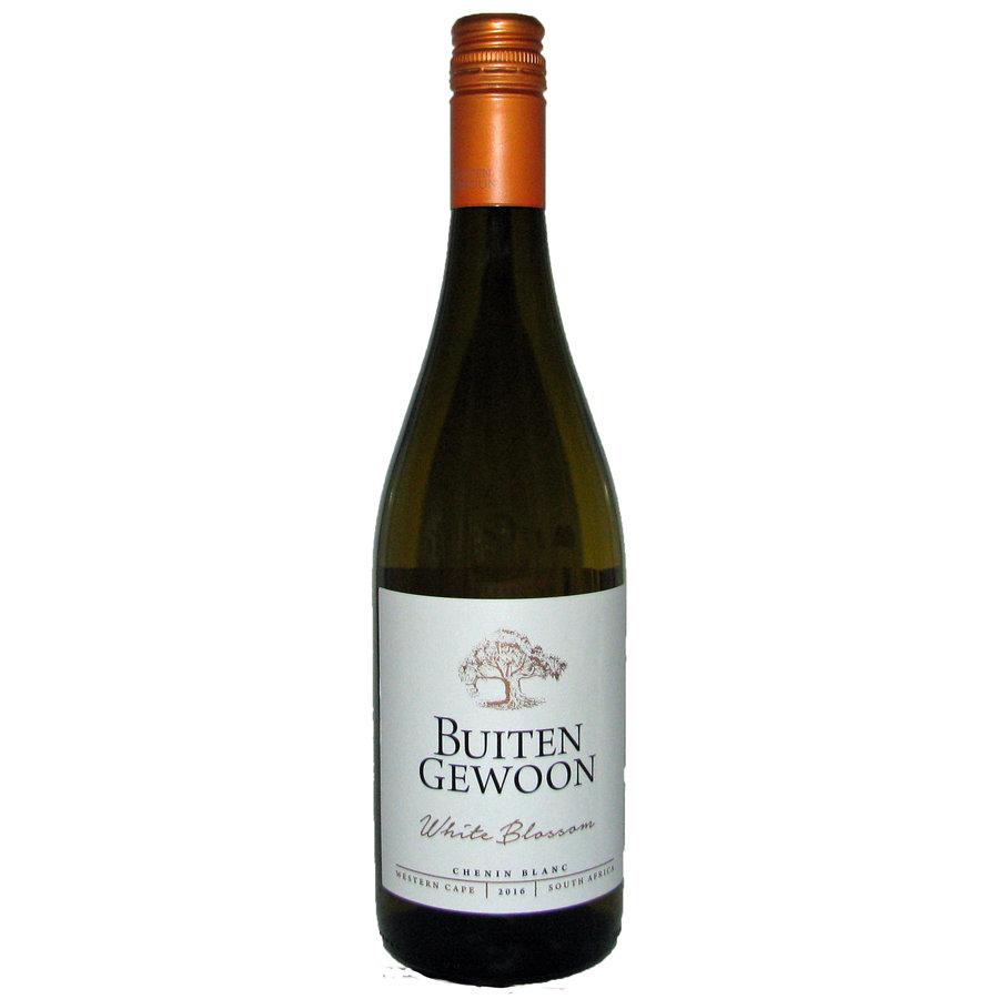 Buitengewoon, White Blossom, Chenin Blanc, 2020, Western Cape, Zuid-Afrika, Witte wijn