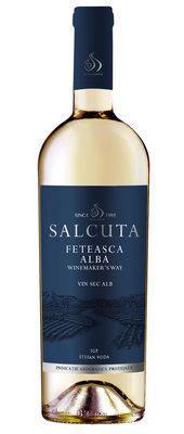Winemakers Way, Feteasca Alba, 2019, Salcuta, Moldavië, Witte wijn