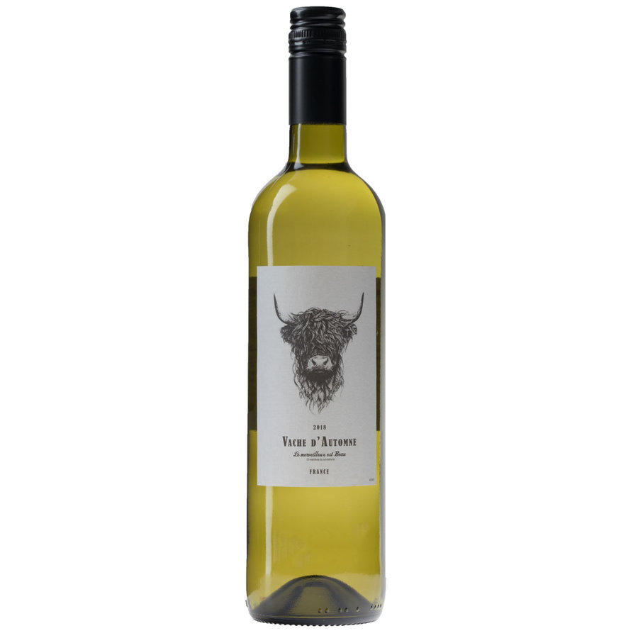 Vache d'Automne, Gascogne Blanc, 2019, Gascogne, Frankrijk, Witte wijn