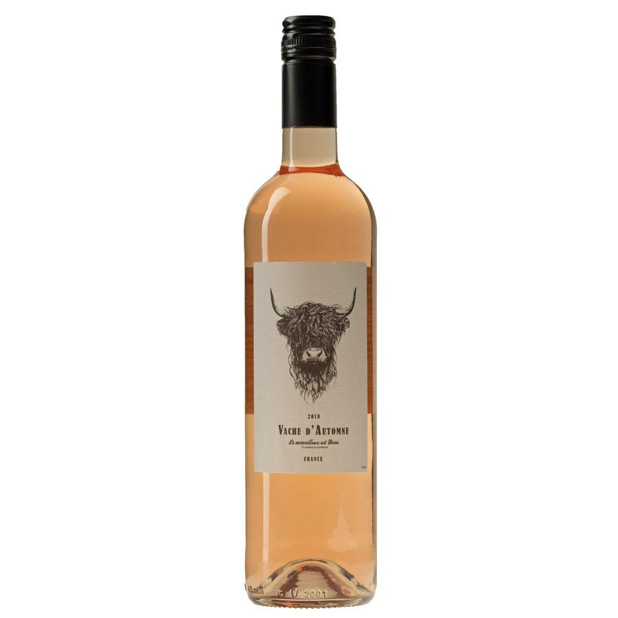 Vache d'Automne, Gascogne Rosé, 2019, Gascogne, Frankrijk, Rosé wijn
