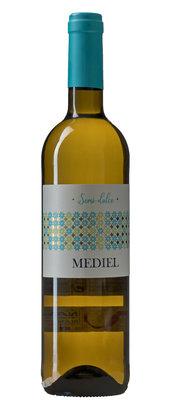 Mediel Semi Dulce, 2018, Navarra, Spanje, Zoete wijn