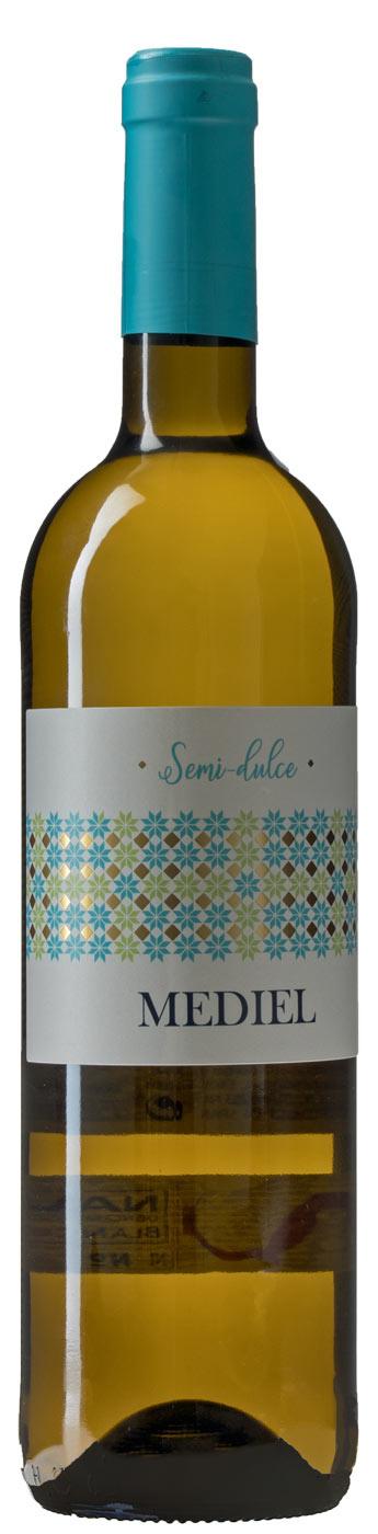 Bodegas Ontañón Mediel Semi Dulce, 2018, Navarra, Spanje, Zoete wijn