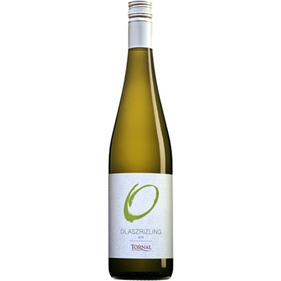 Tornai, Olaszrisling Friss, 2017, Somlo, Hongarije, Witte wijn