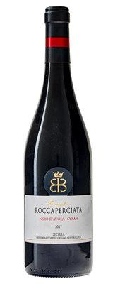 Roccaperciata Rosso, 2018, Sicilië, Italië, Rode wijn