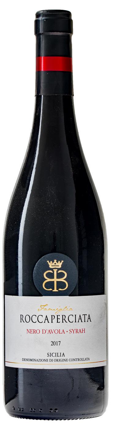 Firriato Roccaperciata Rosso, 2018, Sicilië, Italië, Rode wijn
