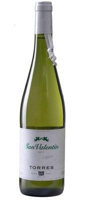 San Valentin Semi Dry White, 2019, Penedes, Spanje, Zoete wijn