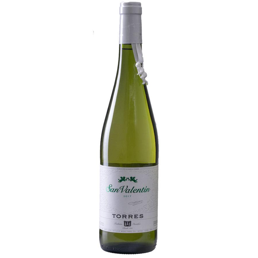 Torres, San Valentin Semi Dry White, 2020, Penedes, Spanje, Zoete wijn