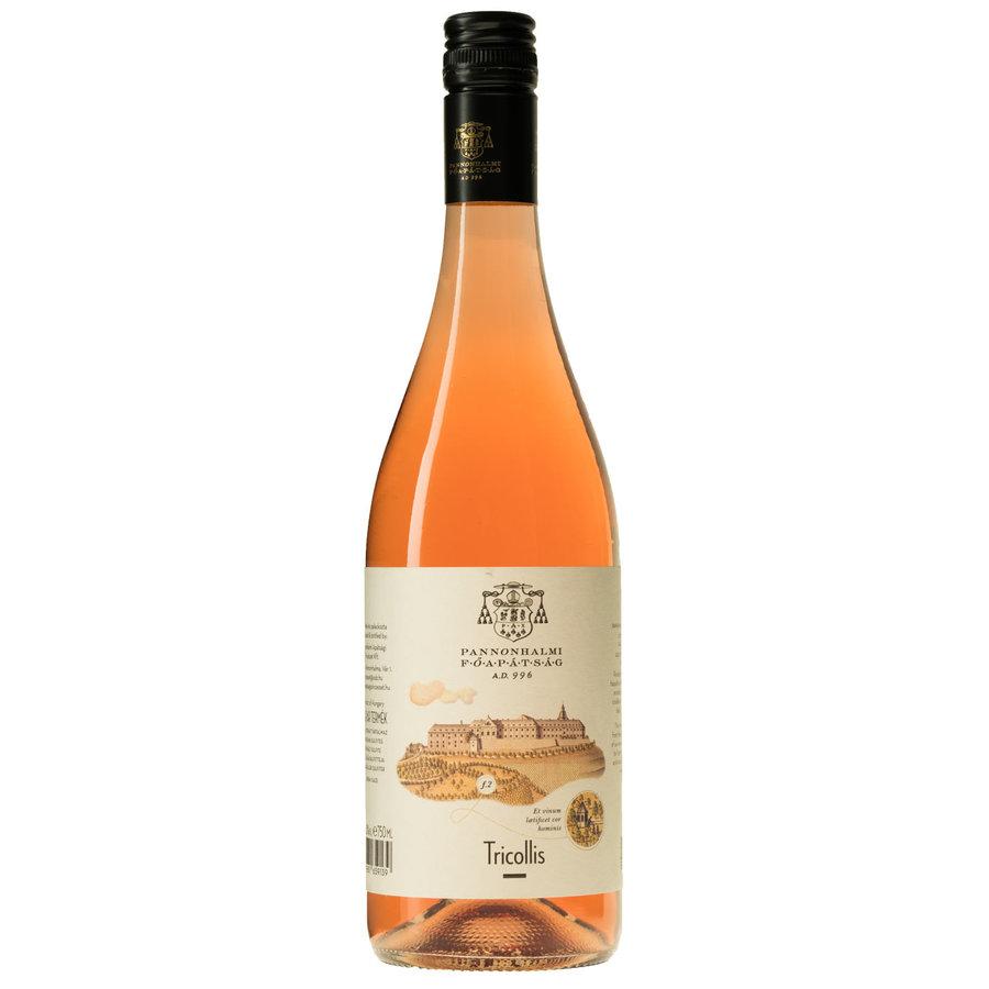 Apatsagi Pinceszet, Triccolis Rosé, 2018, Pannonhalma, Hongarije, Rosé wijn