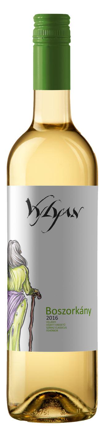 Vylyan Classicus Rizling, 2018, Villany, Hongarije, Witte wijn
