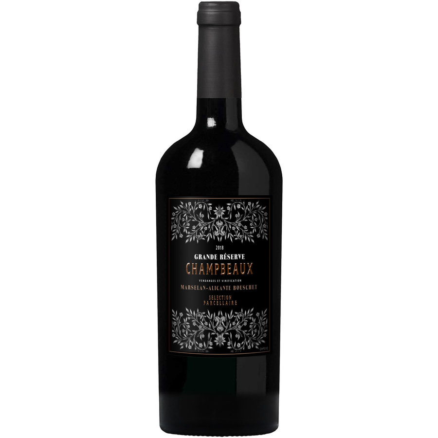 Champbeaux, Rouge, 2019, Languedoc, Frankrijk, Rode wijn