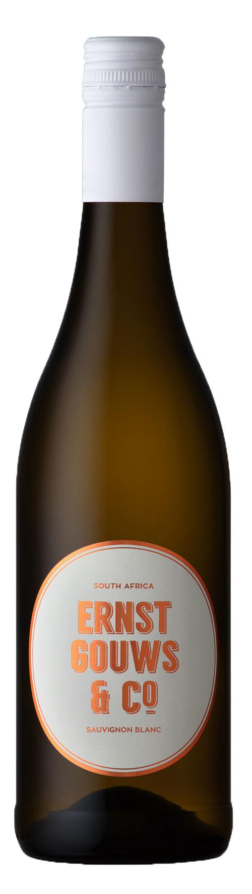 Ernst Gouws & Co Wines Sauvignon Blanc, 2018, Stellenbosch, Zuid-Afrika, Witte wijn