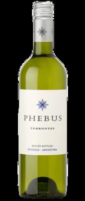 Phebus Torrontes, 2019, Mendoza, Argentinië, Witte Wijn
