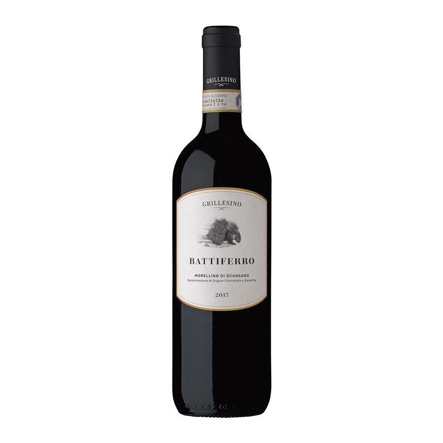 Compagnia del Vino, Morellino di Scansano, 2018, Toscane, Italië, Rode Wijn