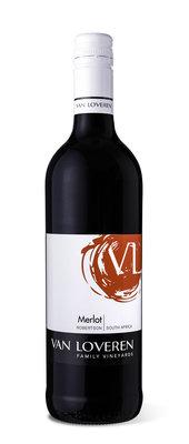 Merlot, 2018, Robertson, Zuid-Afrika, Rode Wijn